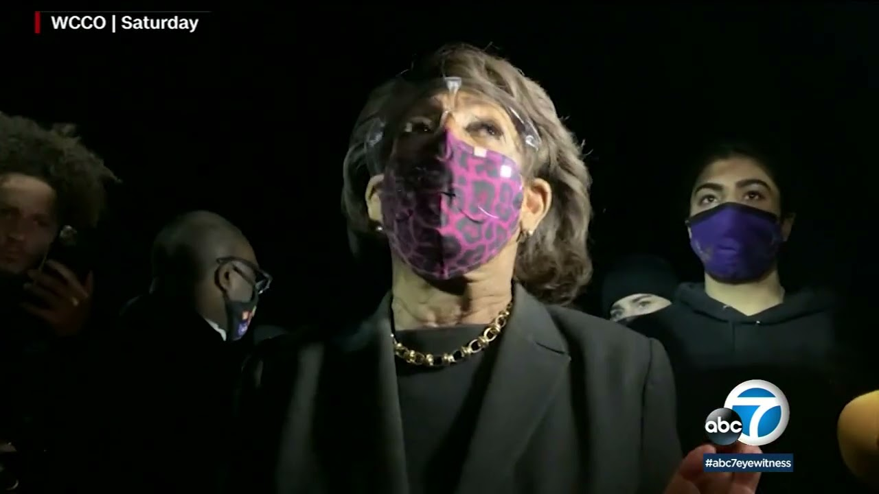 Derek Chauvin trial judge says Rep. Maxine Waters' comments may be grounds for appeal| ABC7