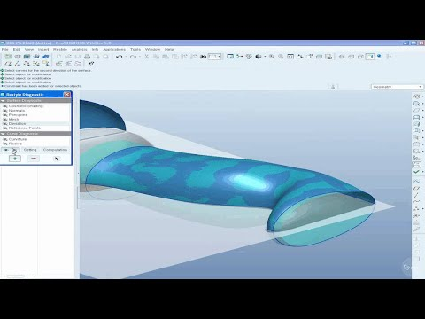 Introduction to Pro/ENGINEER Reverse Engineering Extension - PTC