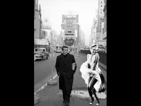 Times Square Rocks With The Chevrons, James, And Marilyn In 1950ths LifeNew Oleans