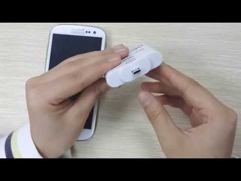 Review: 5 in 1 Card Reader for Samsun Galaxy S5 G900 G905 Dell Venue Pro 8