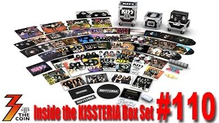Ep. 110 Inside How Universal Records Put Together the KISS KISSTERIA Box Set