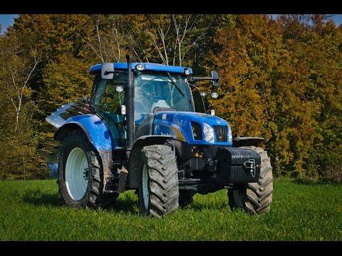 Oczami Traktorzysty New Holland T6030 Elite #3 Orka