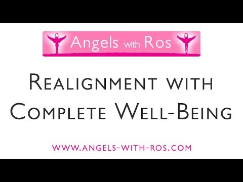Realignment with Complete Well-Being with Archangel Raphael -  Guided Visualisation / Meditation