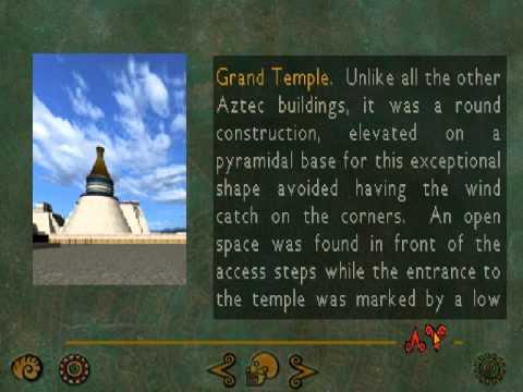 Aztec walkthrough pt.6 - Let's get lost