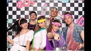 Retro show dance 80's/ Disko pribeh