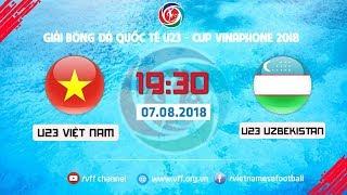 Download Video FULL | U23 VIỆT NAM vs U23 UZBEKISTAN | GIẢI BÓNG ĐÁ U23 CÚP VINAPHONE 2018 | VFF Channel MP3 3GP MP4