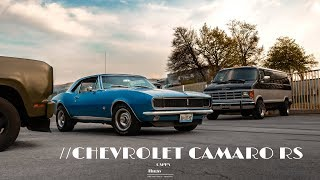 // CHEVROLET CAMARO RS 67' 💎 EPISODE 1 💥