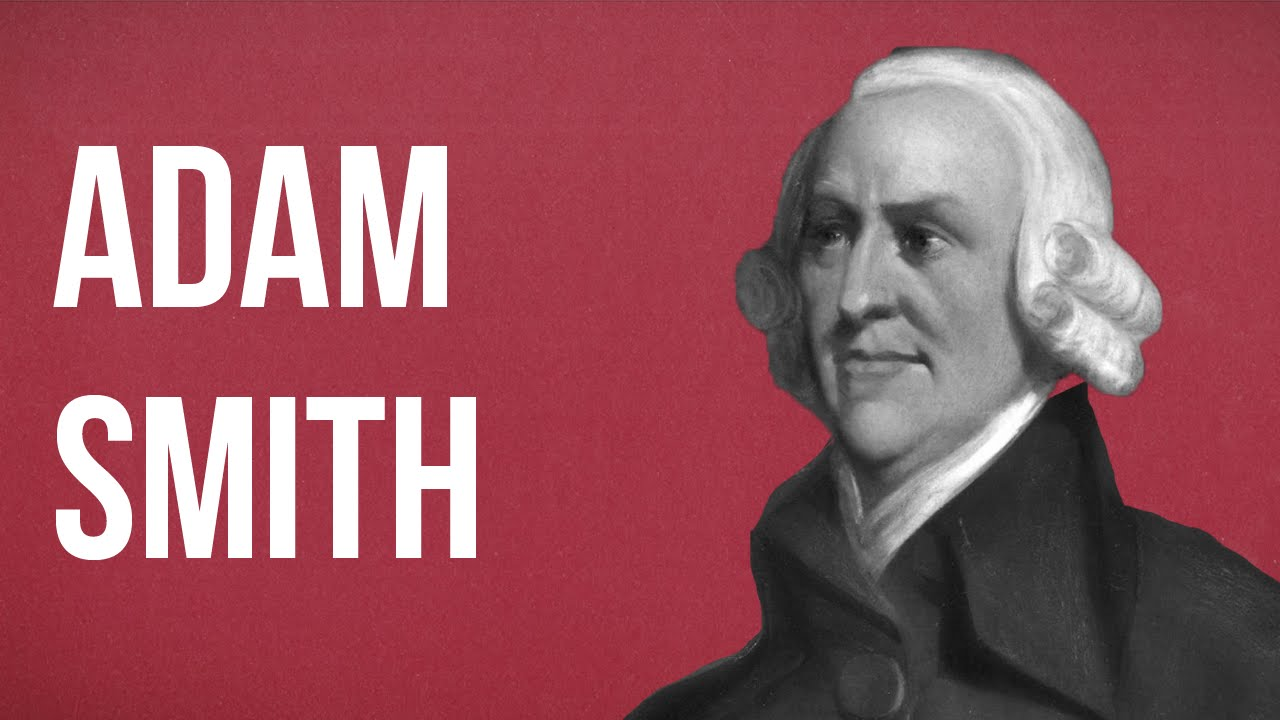 adam smiths view on a capitalist economy Random thoughts of a capitalist lawyer on law,  but if one is willing to accept adam smith's view of man as containing,  adam smith's view on human nature.
