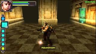 Warriors of the Lost Empire 2 PSP HD Gameplay
