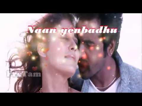 Uyire Urave - Iraiva Song Whatsapp Status(2) || |Vellaikaran Movie