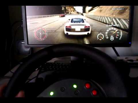 need for speed rivals pc and logitech momo racing wheel. Black Bedroom Furniture Sets. Home Design Ideas