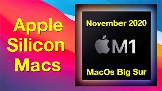 3 x new Macs - MacOs Big Sur -…