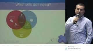 Overview of data science by Miloš Grubješić at Coding Serbia Meetup (Serbian language)