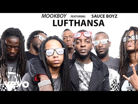 Mook Boy - Lufthansa (Audio) ft. Sauce Boyz