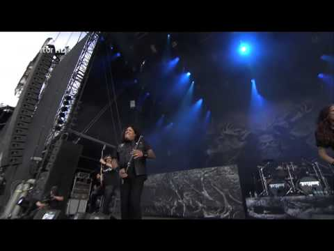 Testament - True American Hate Live @ Wacken Open Air 2012 - HD