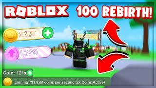 💥 100 REBİRTH VE 2T PARA YAPTIM !! 💰 / Roblox Pet Ranch Simulator / Roblox Türkçe