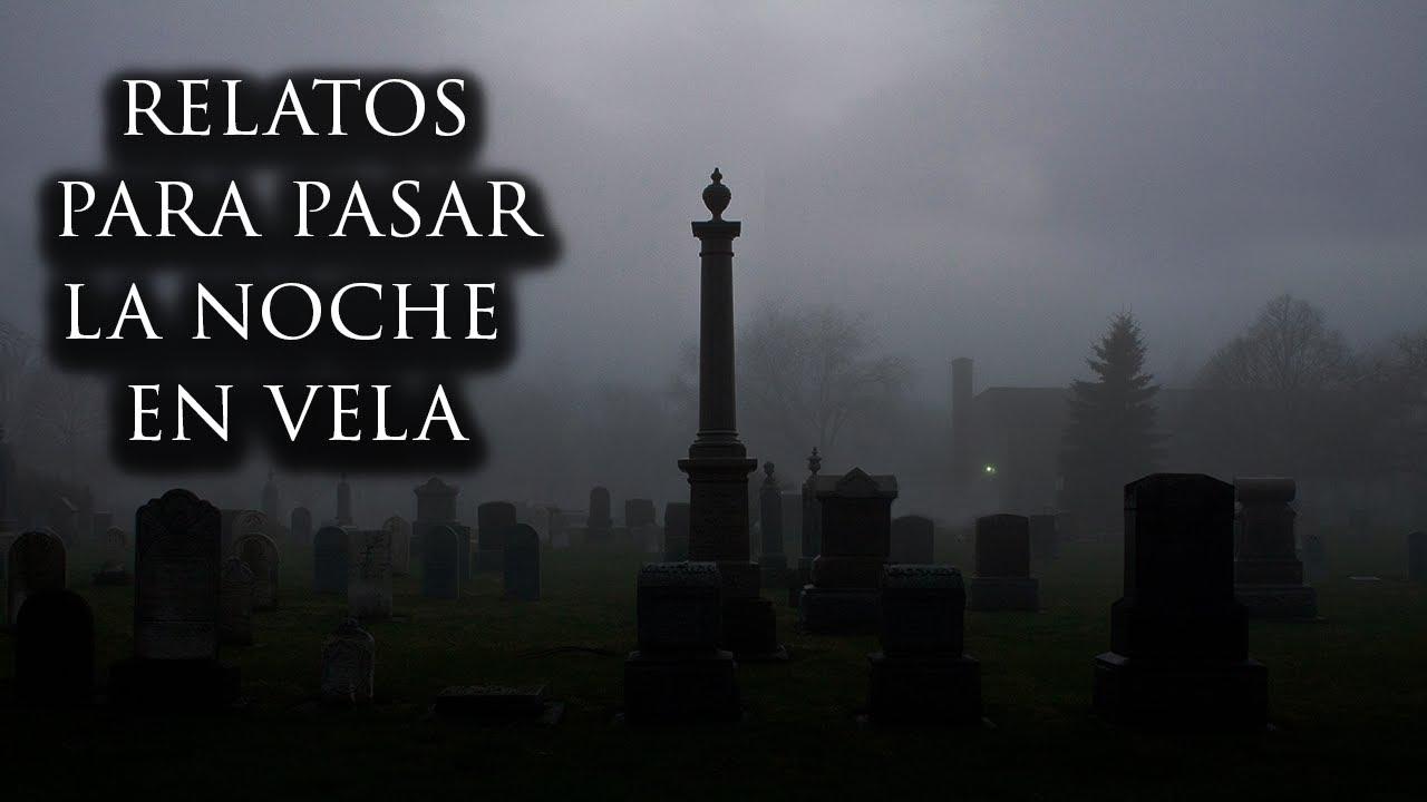 RELATOS ATERRADORES EN CEMENTERIOS VOL. 3