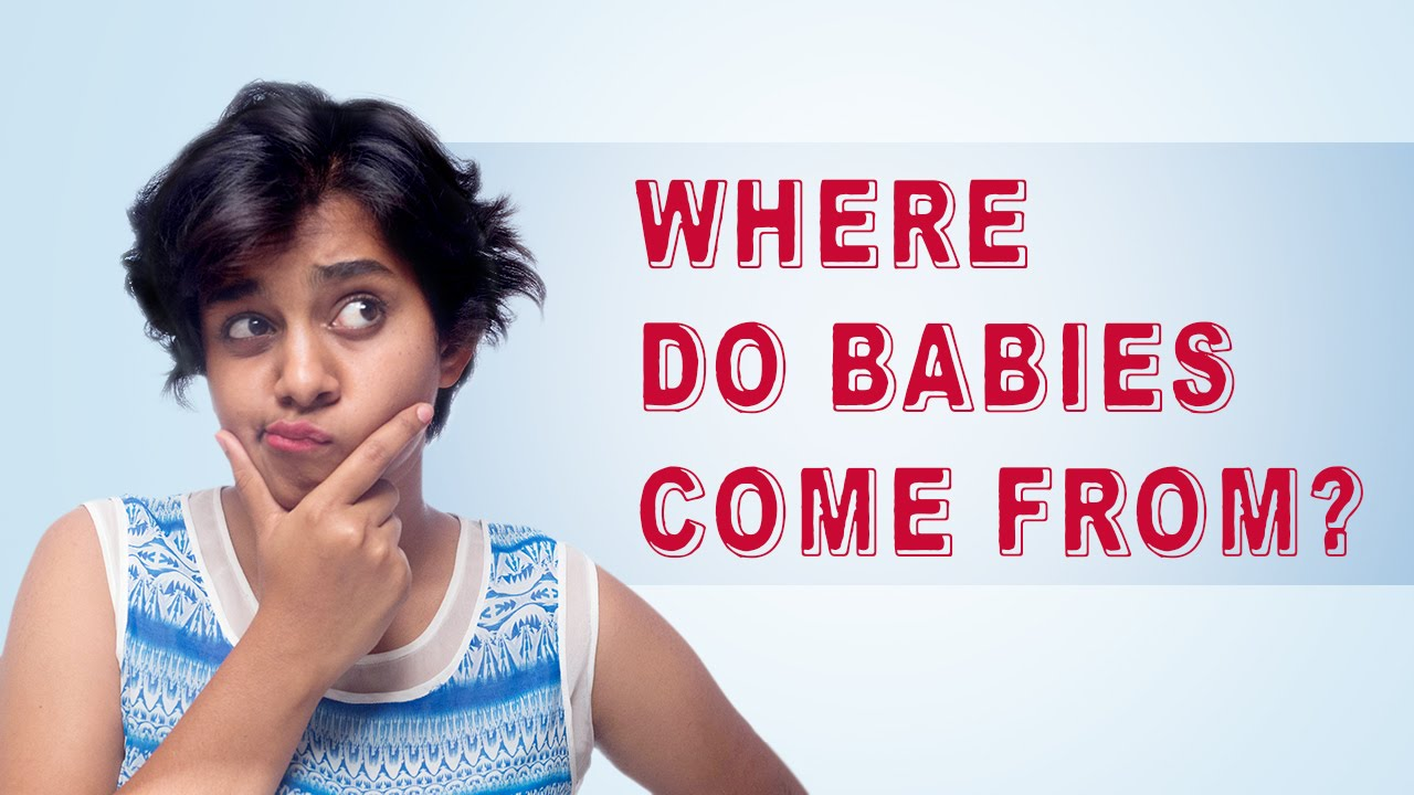 India Reacts: Where do babies come from - YouTube