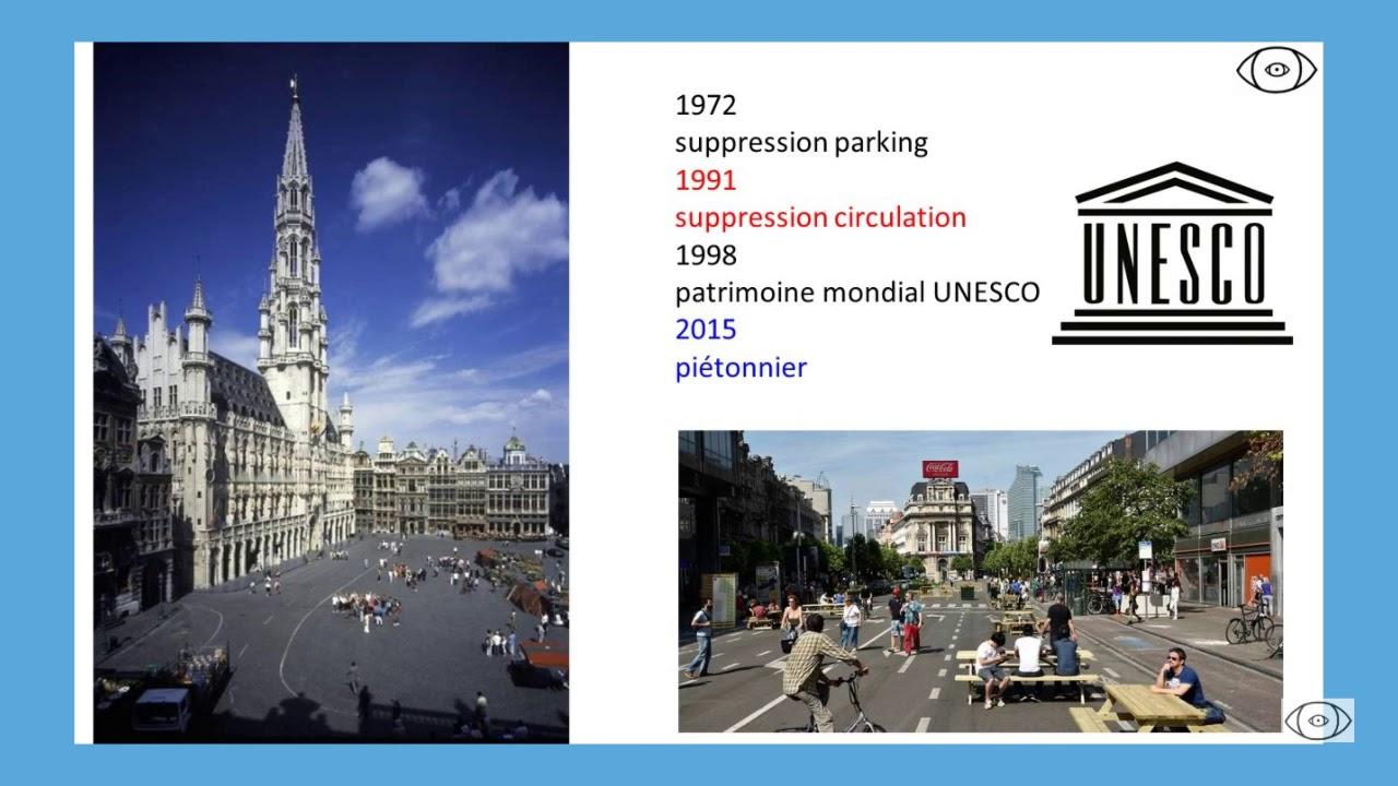 Et dire que la Grand-Place de Bruxelles fut un parking !