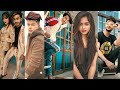 Latest Tik Tok Trending Videos Of Mr Faisu, Riyaz Aly, Jannat Zubair, Avneet Kaur, Team 07