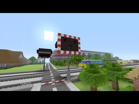 Minecraft Xbox 360 Tutorial: Level Crossing