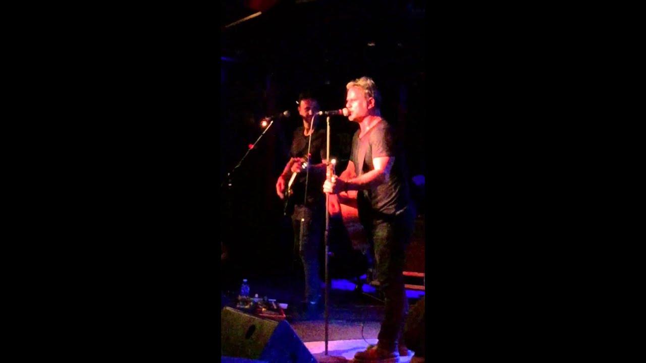 basement jon stevens live concert 4th february 2016 reach out
