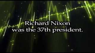 President Richard Nixon Song - Presidents Day Lesson Plan