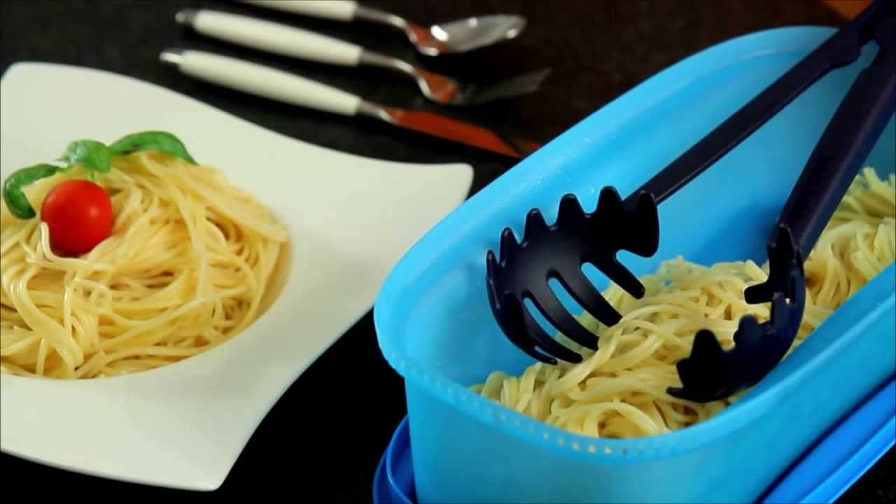 tupperware cuiseur a pates micro ondes