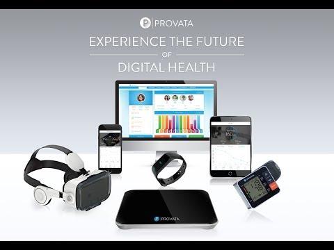 Provata Health - Digital Wellness Platform