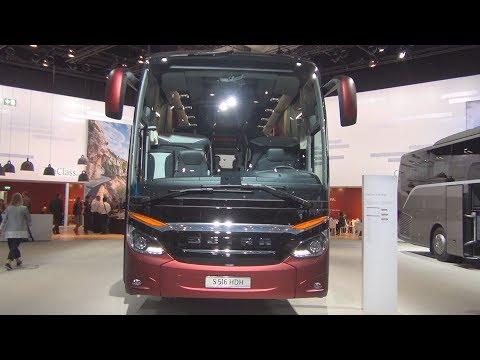 Setra TopClass S 516 HDH Bus Exterior And Interior