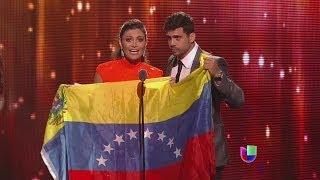Venezuela presente en Premio Lo Nuestro 2014 -- Exclusivo Online