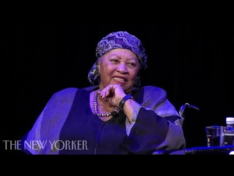 Toni Morrison Talks with Hilton Als About Her Father