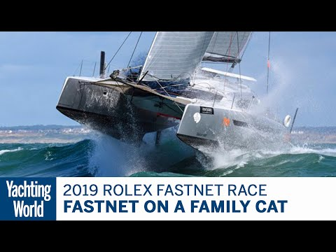 Fastnet on a Family Cat | Yachting World