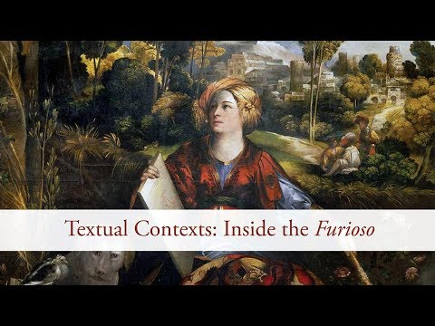 Textual Contexts: Inside the Furioso (Jossa, Pavlova)