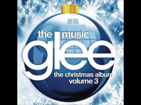 glee - white christmas (Official) + Lyrics in description
