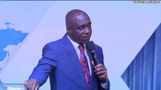 Pastor David Ibiome @ International Ministers Conference Day 3, [Morning Session] May 3, 2018