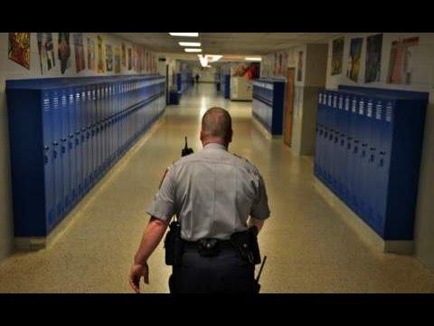 What Happens When You Put Cops In Schools
