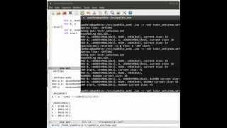 Assembler for a custom CPU Instruction set