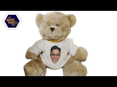 Make Plush Toys Great Again   The Michael Knowles Show Ep. 251