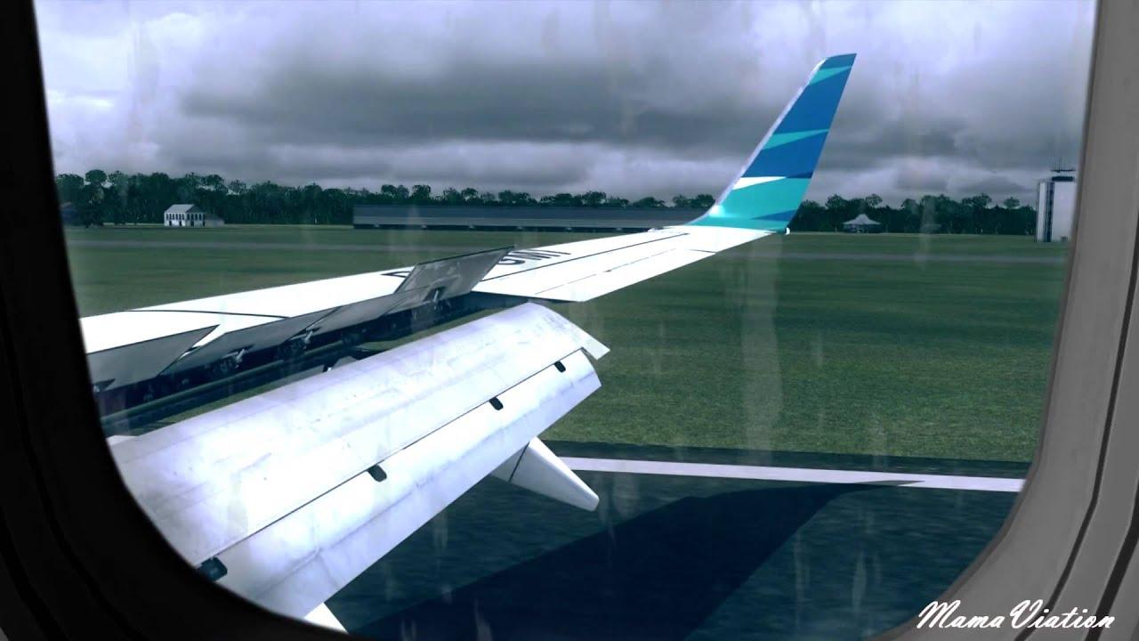 Add On Bandara Indonesia Fsx