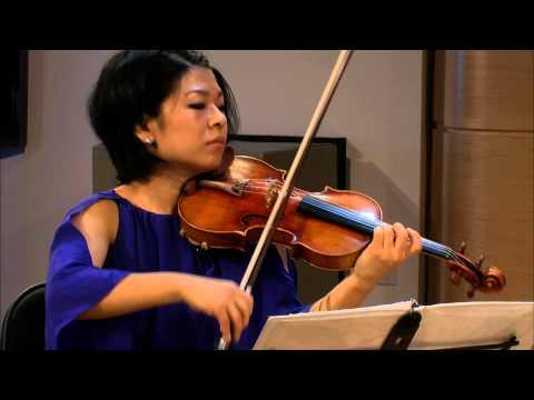 Beethoven String Quartet No. 4 in C minor,  Op. 18, No. 4 - Ying Quartet (Live)