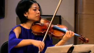 Beethoven String Quartet No. 4 in C minor,  Op. 18, No. 4 - Ying Quartet (Live)