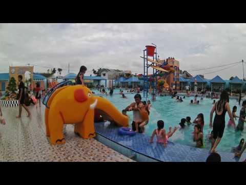 Kolam Renang Bahagia - Medan