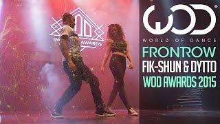 Baixar - Fik Shun Dytto Frontrow World Of Dance Awards 2015 Wodawards Grátis