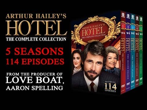 HOTEL THE COMPLETE COLLECTION - 5 Seasons, 114 Episodes