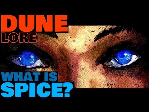 Dune Lore: What is Spice [Melange] (Dune 2021)
