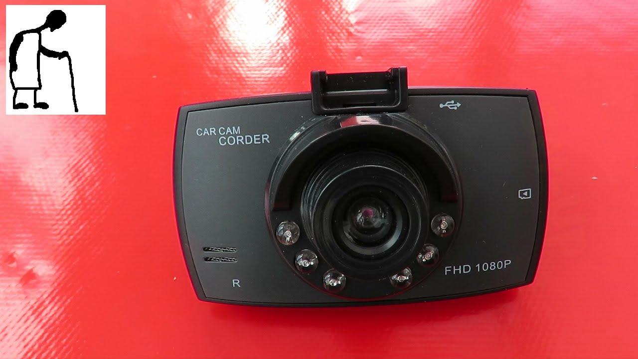 CPDVR1 CO-PILOT DIGITAL DASH CAM