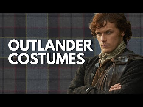 The Costumes of Outlander Part 1 - A (Season 1)