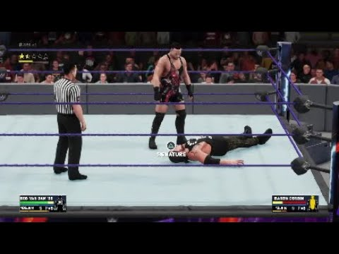 My Favourite WWE new finishing moves signature and OMG moments
