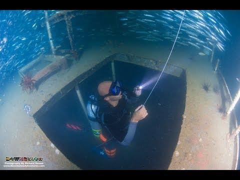 Dive On KM Kuraman Wreck TARP Sabah Borneo